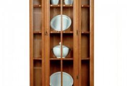 BS 002 Presklenná vitrína veľká, rozmer 202x60x60, cena 650eur