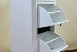 Biely nábytok 003, rozmer 100x64x30, cena 235