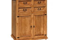 Celomasívny nábytok Kosice KOM-7-105x90x43-310 EUR