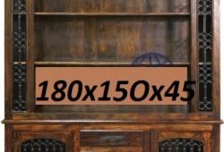 KN 011, Vitrína, rozmer 180x150x45, cena 1170eur