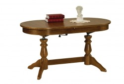 Stôl 514, rozmer 118[158]x62x62[80], cena 220eur