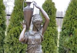 nabytok sochy fontany bronz 113x24---3400 EUR (cena je za 2 kucy) (2)