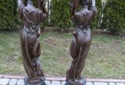 nabytok sochy fontany bronz 113x24---3400 EUR (cena je za 2 kucy) (5)