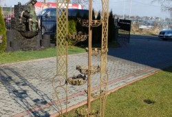 nabytok sochy fontany bronz 186cm----295 EURO