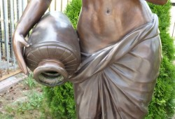 nabytok sochy fontany bronz FONTANA--196x57cm--4900 EUR (5)