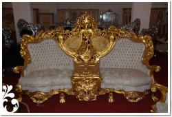 nabytok zlate sedacky 1