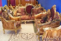 nabytok zlate sedacky 14