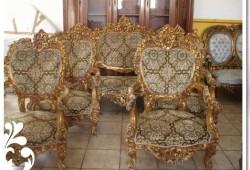 nabytok zlate sedacky 2