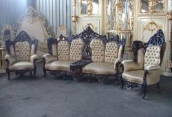 nabytok zlate sedacky 23