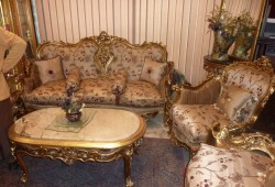 nabytok zlate sedacky 25