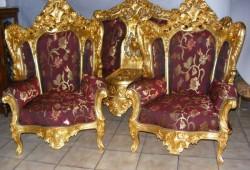 nabytok zlate sedacky 26