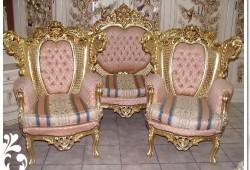 nabytok zlate sedacky 3