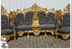 nabytok zlate sedacky 5